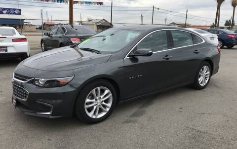2017 Chevrolet Malibu for sale at First Choice Auto Sales in Bakersfield CA