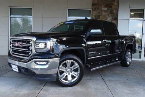 2018 GMC Sierra 1500 for sale at Griffin Mitsubishi in Monroe NC