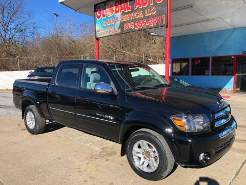 2005 Toyota Tundra for sale at Global Auto Sales and Service in Nashville TN