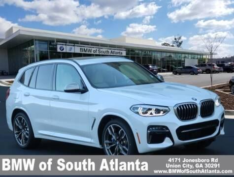 2021 BMW X3 for sale at Carol Benner @ BMW of South Atlanta in Union City GA