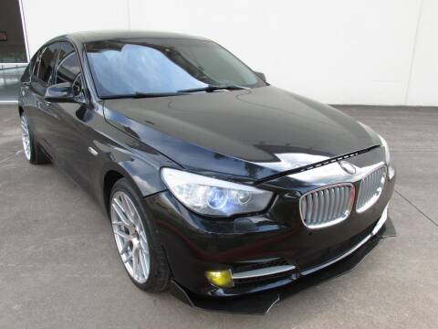 2010 BMW 5 Series for sale at QUALITY MOTORCARS in Richmond TX