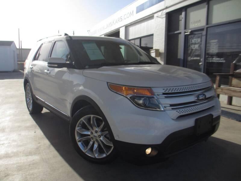 2014 Ford Explorer for sale at Jays Kars in Bryan TX