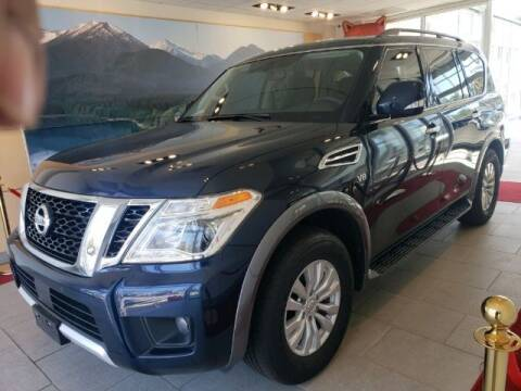 2018 Nissan Armada for sale at Adams Auto Group Inc. in Charlotte NC