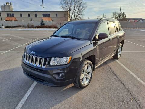 2011 Jeep Compass for sale at ALL ACCESS AUTO in Murray UT