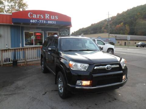 2011 Toyota 4Runner for sale at Cars R Us in Binghamton NY