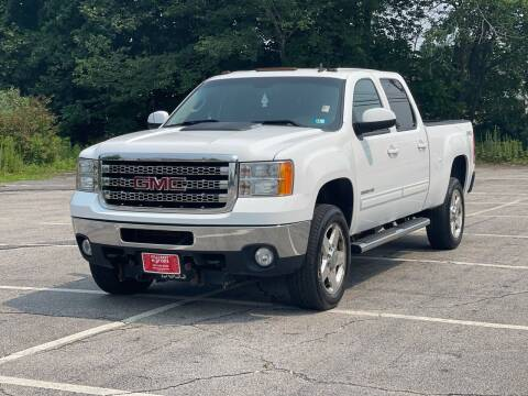2013 GMC Sierra 2500HD for sale at Hillcrest Motors in Derry NH