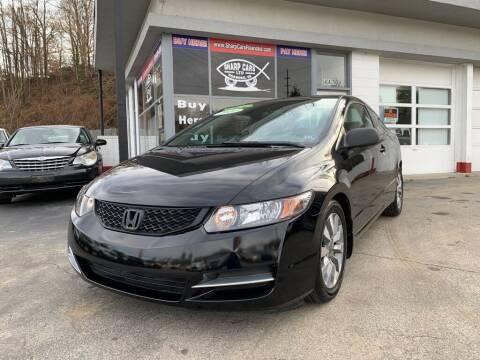 2010 Honda Civic for sale at SHARP CARS ROANOKE in Roanoke VA