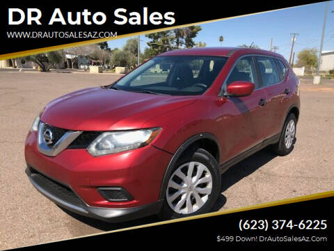 2016 Nissan Rogue for sale at DR Auto Sales in Glendale AZ