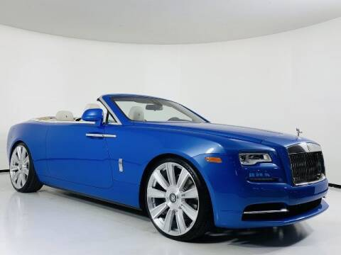 2017 Rolls-Royce Dawn for sale at Luxury Auto Collection in Scottsdale AZ