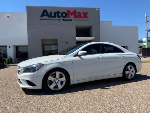 2015 Mercedes-Benz CLA for sale at AutoMax of Memphis - V Brothers in Memphis TN