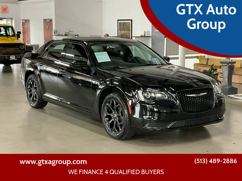 2019 Chrysler 300 for sale at GTX Auto Group in West Chester OH