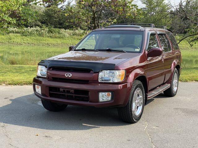 2002 Infiniti QX4 for sale in Sterling, VA