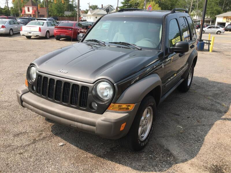 2006 Jeep Liberty for sale at Payless Auto Sales LLC in Cleveland OH