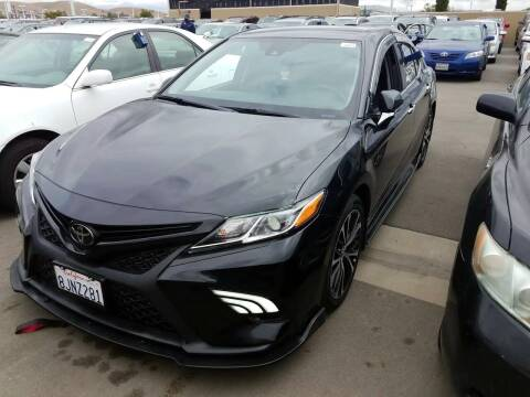 2019 Toyota Camry for sale at ALIC MOTORS in Boise ID