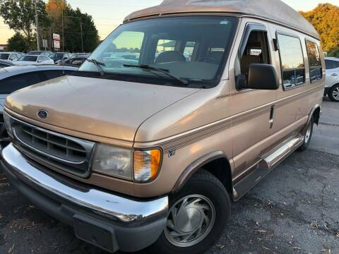1998 Ford E-Series Cargo for sale at Atlantic Auto Sales in Garner NC