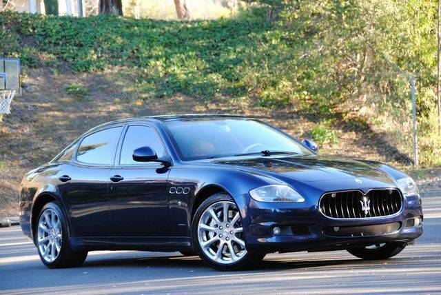 2012 Maserati Quattroporte for sale at VSTAR in Walnut Creek CA