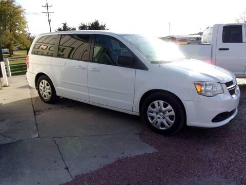 2016 Dodge Grand Caravan for sale at CHUCK ROGERS AUTO LLC in Tekamah NE