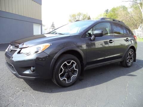 2015 Subaru XV Crosstrek for sale at Niewiek Auto Sales in Grand Rapids MI