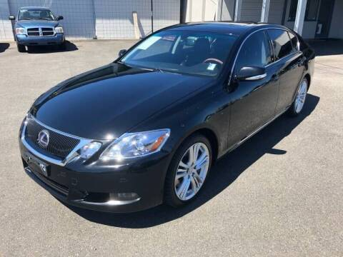 2009 Lexus GS 450h for sale at TacomaAutoLoans.com in Lakewood WA