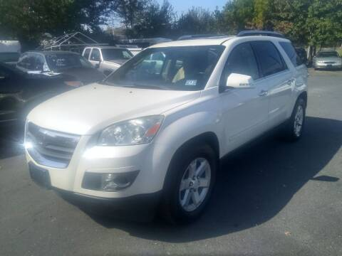2009 Saturn Outlook for sale at Wilson Investments LLC in Ewing NJ