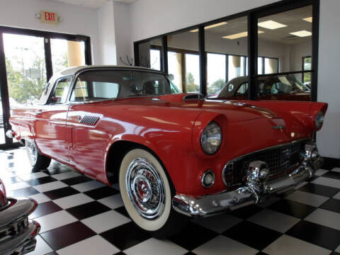 1956 Ford Thunderbird for sale at TAPP MOTORS INC in Owensboro KY