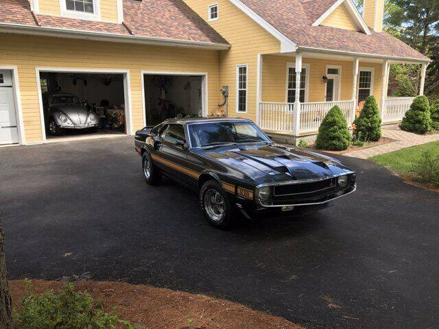 1970 Ford Mustang GT350 for sale at Uftring Classic Cars in East Peoria IL