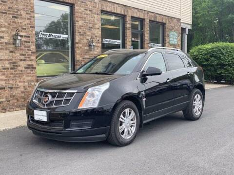 2012 Cadillac SRX for sale at The King of Credit in Clifton Park NY
