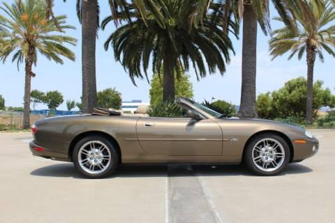 2001 Jaguar XK-Series for sale at Miramar Sport Cars in San Diego CA