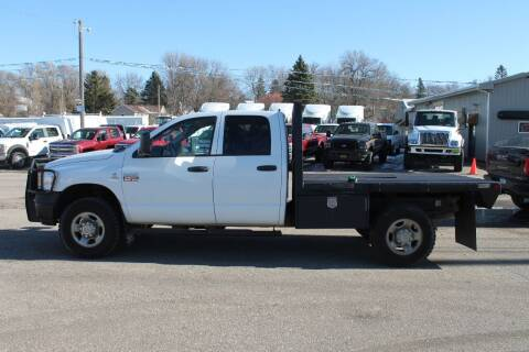 2008 Dodge Ram Pickup 2500 for sale at LA MOTORSPORTS in Windom MN