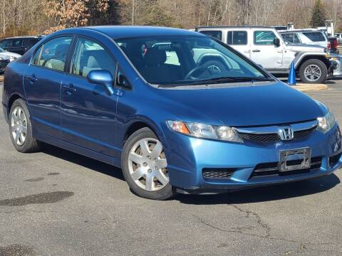 2009 Honda Civic for sale at Lexton Cars in Sterling VA