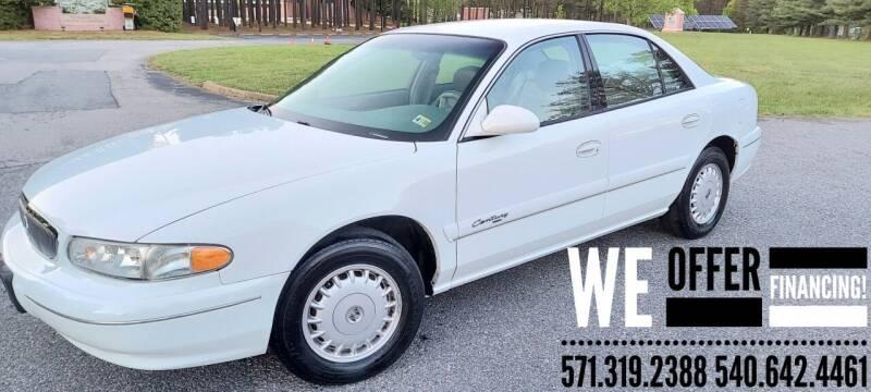 2000 Buick Century for sale in Fredericksburg, VA