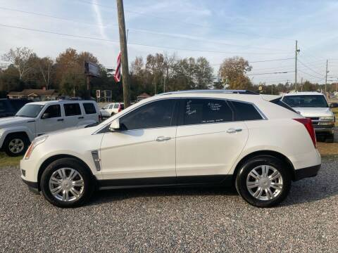 2012 Cadillac SRX for sale at Joye & Company INC, in Augusta GA