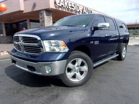 2017 RAM Ram Pickup 1500 for sale at Lakeside Auto Brokers in Colorado Springs CO