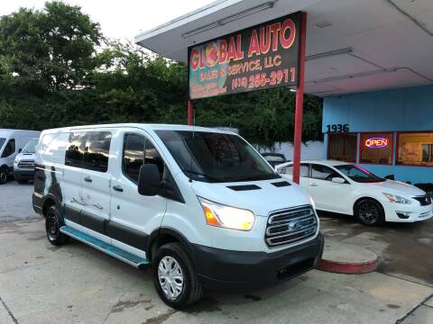 2017 Ford Transit Cargo for sale at Global Auto Sales and Service in Nashville TN