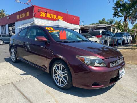2007 Scion tC for sale at 3K Auto in Escondido CA