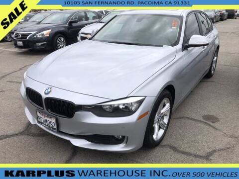 2015 BMW 3 Series for sale at Karplus Warehouse in Pacoima CA