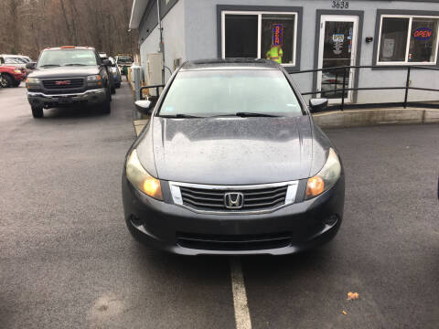2008 Honda Accord for sale at Mikes Auto Center INC. in Poughkeepsie NY