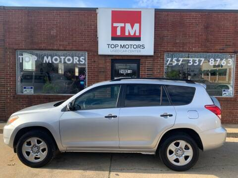 2006 Toyota RAV4 for sale at Top Motors LLC in Portsmouth VA