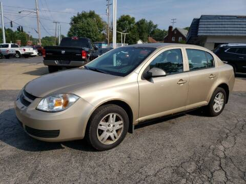 2005 Chevrolet Cobalt for sale at COLONIAL AUTO SALES in North Lima OH