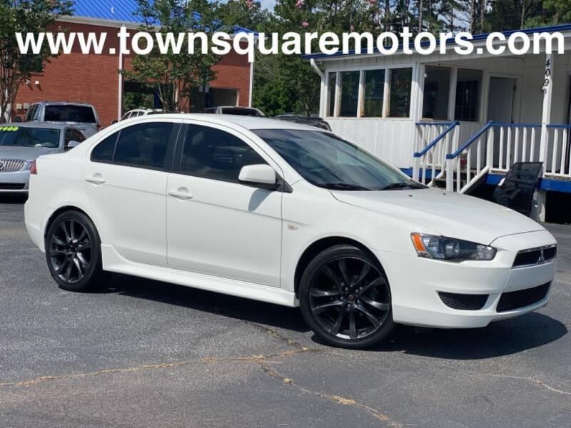 2014 Mitsubishi Lancer for sale at Town Square Motors in Lawrenceville GA