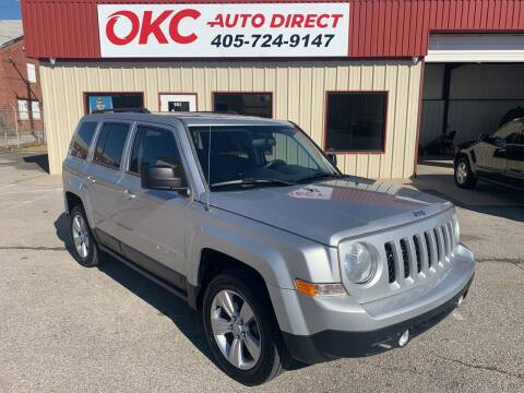 2014 Jeep Patriot for sale at OKC Auto Direct in Oklahoma City OK