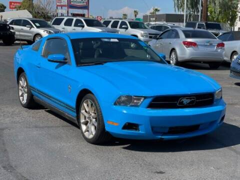 2011 Ford Mustang for sale at Brown & Brown Wholesale in Mesa AZ