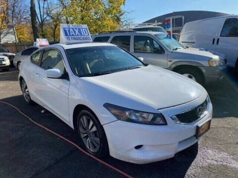 2008 Honda Accord for sale at Deleon Mich Auto Sales in Yonkers NY