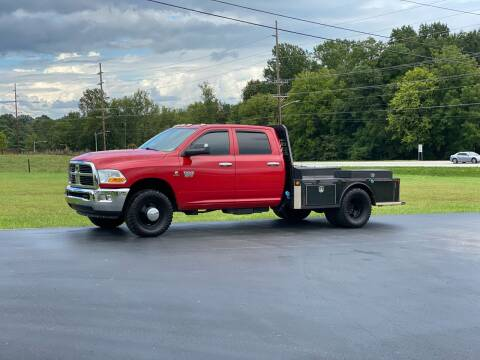 2011 RAM Ram Chassis 3500 for sale at Jackson Automotive LLC in Glasgow KY