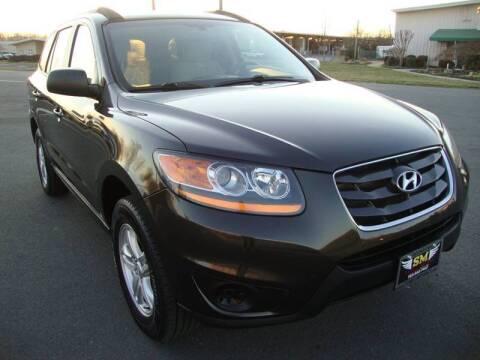 2011 Hyundai Santa Fe for sale at Shell Motors in Chantilly VA