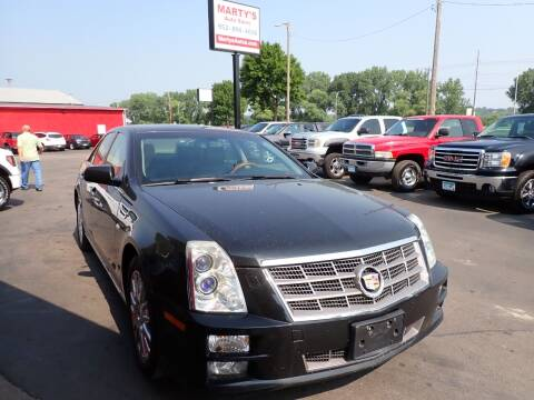 2011 Cadillac STS for sale at Marty's Auto Sales in Savage MN