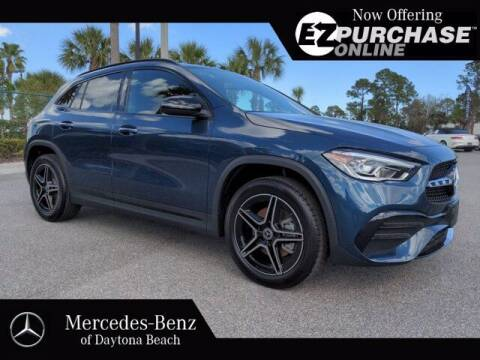 2021 Mercedes-Benz GLA for sale at Mercedes-Benz of Daytona Beach in Daytona Beach FL