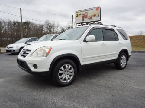 2005 Honda CR-V for sale at CHAPARRAL USED CARS in Piney Flats TN