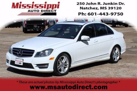 2014 Mercedes-Benz C-Class for sale at Auto Group South - Mississippi Auto Direct in Natchez MS