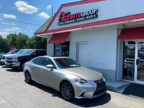 2015 Lexus IS 250 for sale at AG AUTOGROUP in Vineland NJ